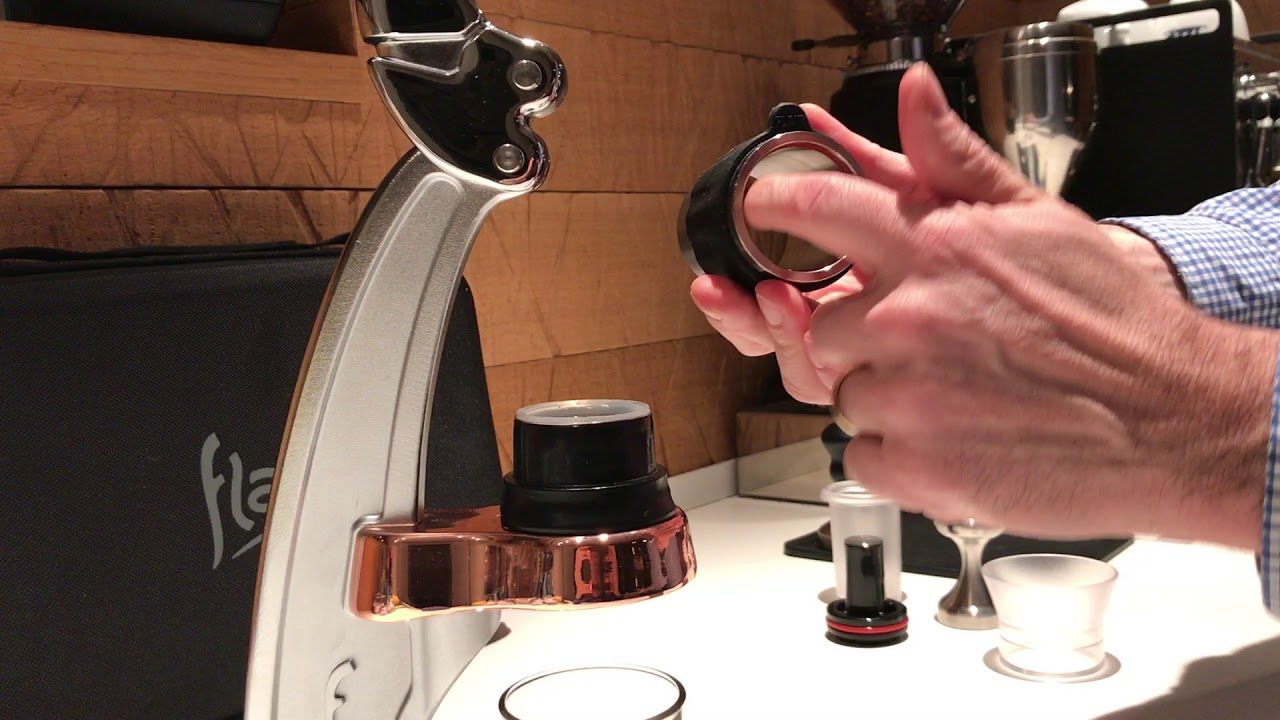 flair espressomaker deine mobile espressomaschine youtube. Black Bedroom Furniture Sets. Home Design Ideas