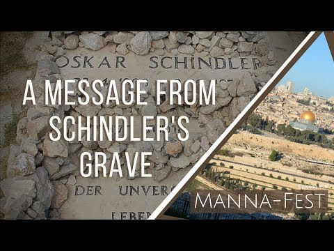 A Message From  Schindler's Grave | Episode  915