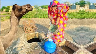 Desert Villages Tour Lifestyle beautiful Culture India Traditional water harvesting Shubh journey
