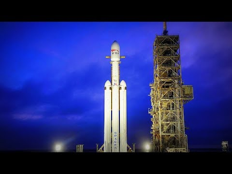 Falcon Heavy - Space Oddity - David Bowie
