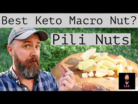 Are Pili Nuts the Best Keto Nuts Ever?