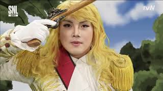 "The Rose of Versailles ""Lady Oscar"" - Korean Parody [English subs] [Sub español]"