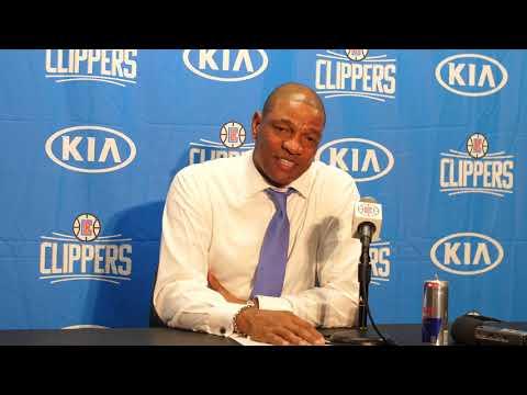 Doc Rivers Postgame Press Conference vs Dallas Mavericks 2-5-18