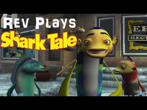 Rev Plays Shark Tale