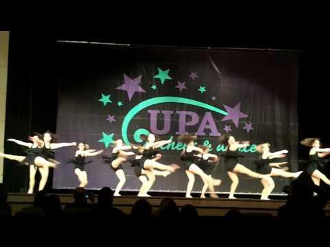 menomonie dance team at nationals!