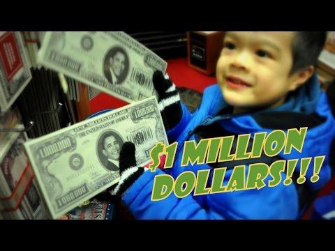 White House Gifts Store Tour (Washington DC) || Million Dollars Bill