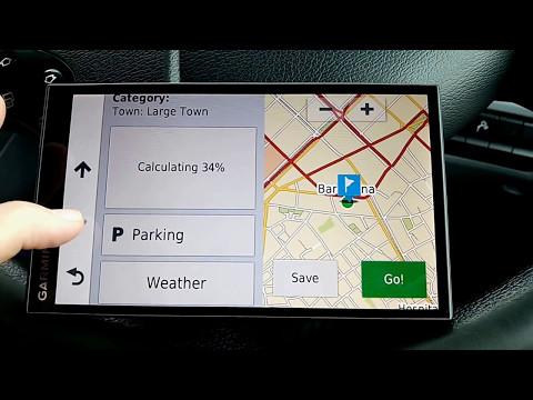 Garmin Drivesmart 61 LMT-D review