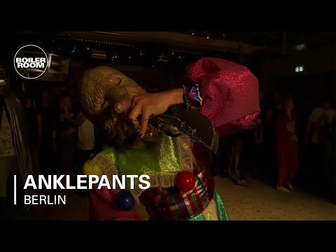 Anklepants Boiler Room Berlin Live Set