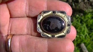 Metal Detecting - Quick Hunts for Silver Coins, Relics, Jewelry and Buttons with Smells Like Silver