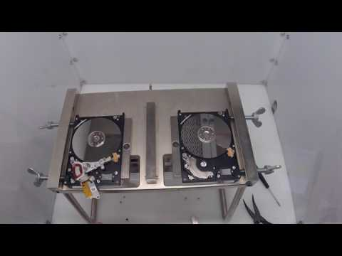 Seagate ST500LM021 Head Swap - Affordable Clean Room Data Recovery by $300 Data Recovery