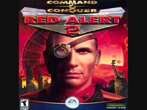 C C Red Alert 2   Ready the army music   YouTube