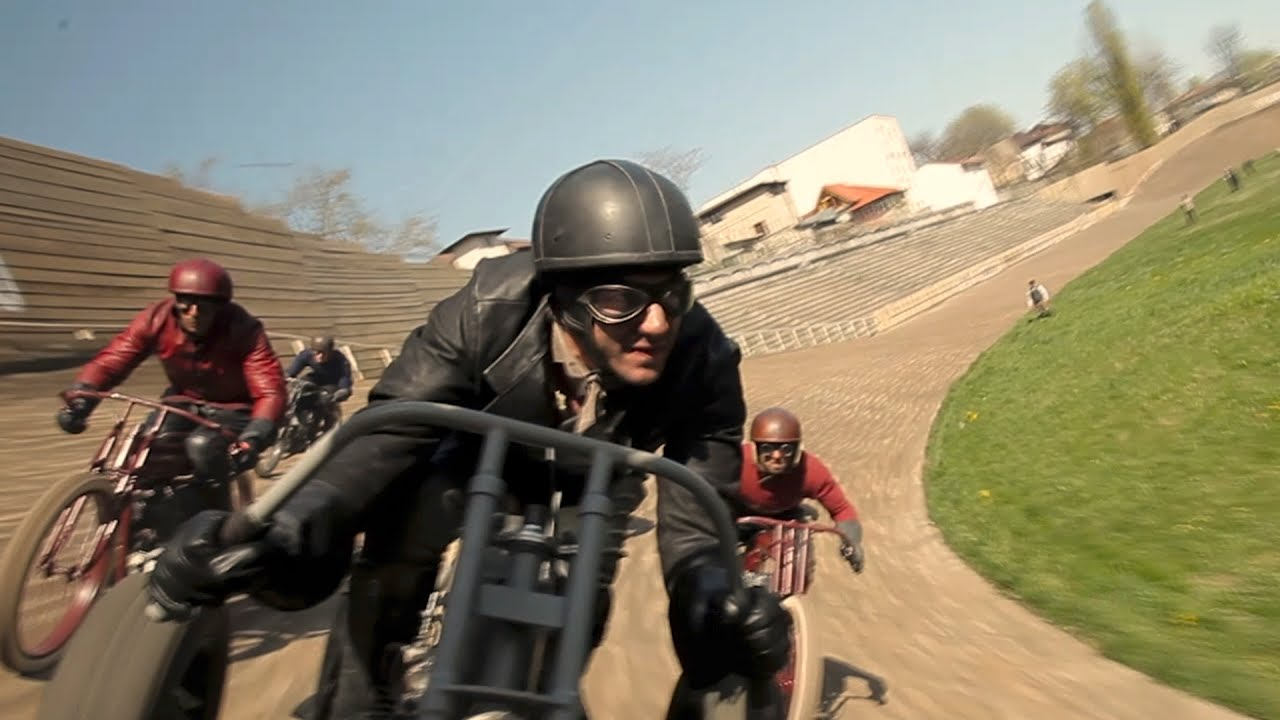 Harley And The Davidsons Behind The Bike Youtube