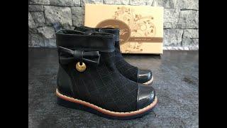 Bistfor 59261/48/278, ботинки для девочек. Обзор обуви