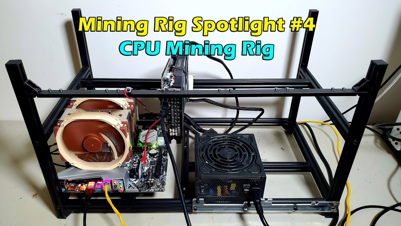 best cryptocurrency mining cpu