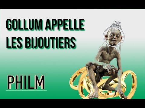 PHILM - Le seigneur des anneaux VS Les bijoutiers