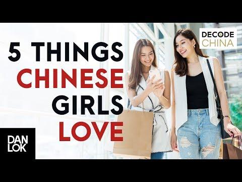 5 Things Chinese Girls Love | Decode China
