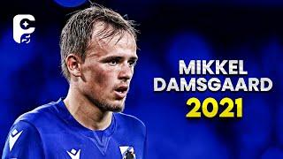Mikkel Damsgaard 2021/22 - Sampdoria Star - Best Skills, Goals & Assists