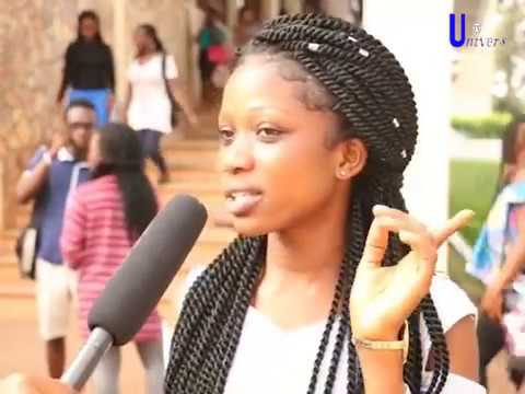 University of Ghana​ Freshmen express varied opinion over their first lecture on campus