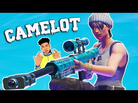 Fortnite Montage - CAMELOT (NLE Choppa)