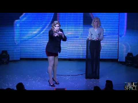 Blue Space Oficial - Stefany Di Bourbon e Valenttini Drag - 21/09/2013