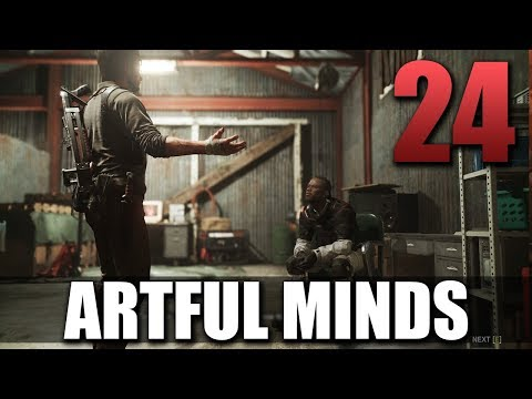 [24] Artful Minds (Let's Play The Evil Within 2 PC w/ GaLm)