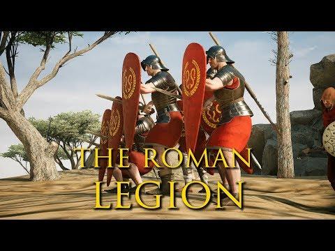 The Roman Legion Memes And Tactics In Mordhau