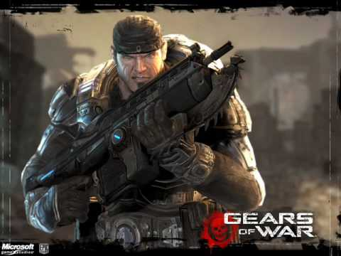 gears of war ''Theme Song''-Mad World