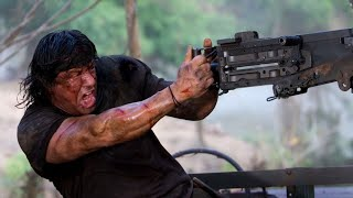 Sylvester Stallone Is Going To Make Rambo 5
