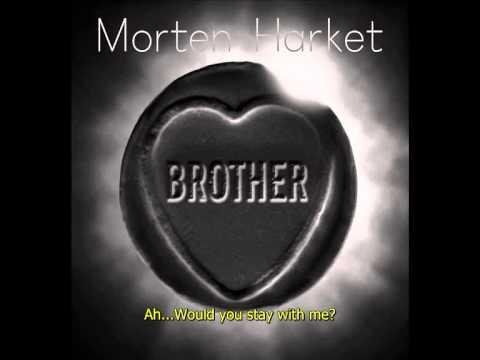 Morten Harket - Safe With Me (Lyrics)
