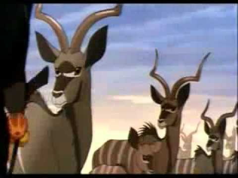 The Lion King - The Circle of Life (Zulu) - YouTube - photo#7