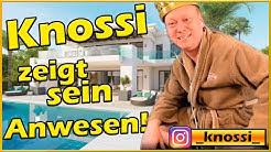 Knossi zeigt sein Anwesen! 🤴 | Roomtour