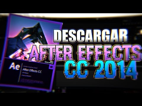 DESCARGAR ADOBE AFTER EFFECTS CC 2014 V13.1.1 PORTABLE GRATIS COMPLETO
