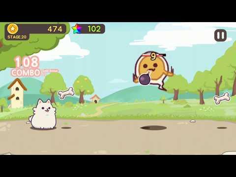 FeeDog - Cute puppy care dog feeding adventure game for kids