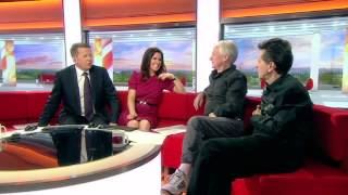 BBC Breakfast: How John Lennon helped The Searchers