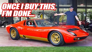 RANDY FINDS HIS FINAL LAMBORGHINI! *AT ONE OF THE GREATEST SUPERCAR COLLECTIONS IN THE WORLD*