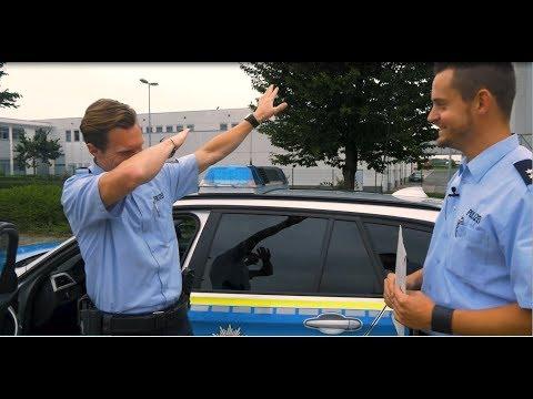 Polizei NRW Karriere - Zustellung Dienstantrittsbescheid 2017 (DAB)