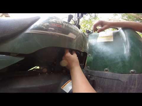 Belt Reset Limp Mode Reset Kawasaki