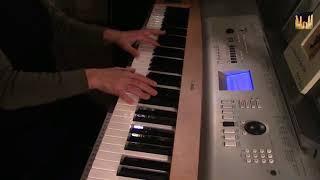 """Ваше Благородие - песня из кинофильма """"Белое солнце пустыни""""/И.Шварц, Б.Окуджава/ - piano cover"""