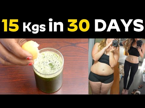 GET FLAT BELLY STOMACH IN 7 DAYS | Follow this diet plan to flatten your tummy in just 30 days! thumbnail