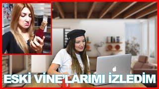 Gambar cover NEZ DEMİR - ESKİ VİNE'LARIMI İZLEDİM!