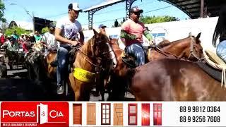 15ª Cavalgada mundo dos criadores em Limoeiro do Norte