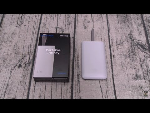 Samsung 5,100mAh Fast Charge Portable Battery