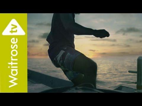 Tuna Fishing   360° video   Waitrose