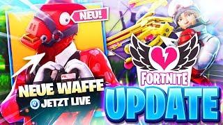 NEUES FORTNITE UPDATE + CUSTOM GAMES!🔥💎 LIVE NEUER FORTNITE Patch 7.40 | Fortnite Battle Royale