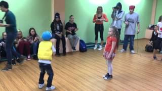 Хип хоп Даша танцы дети