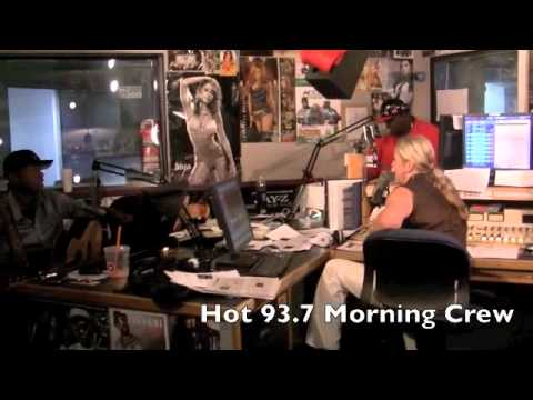 Javier Colon Interview with Hot Morning Crew Part 1