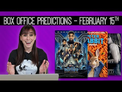 Black Panther Box Office Predictions