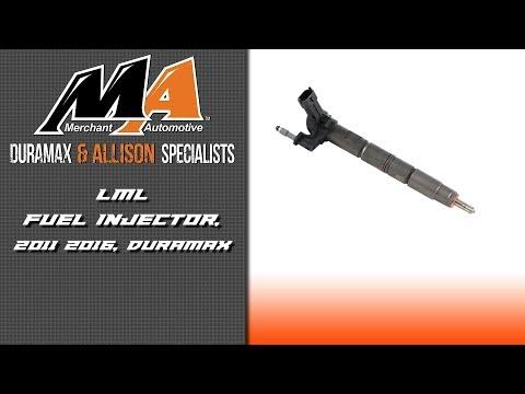 Product Spotlight: LML Fuel Injector, 2011 2016, Duramax