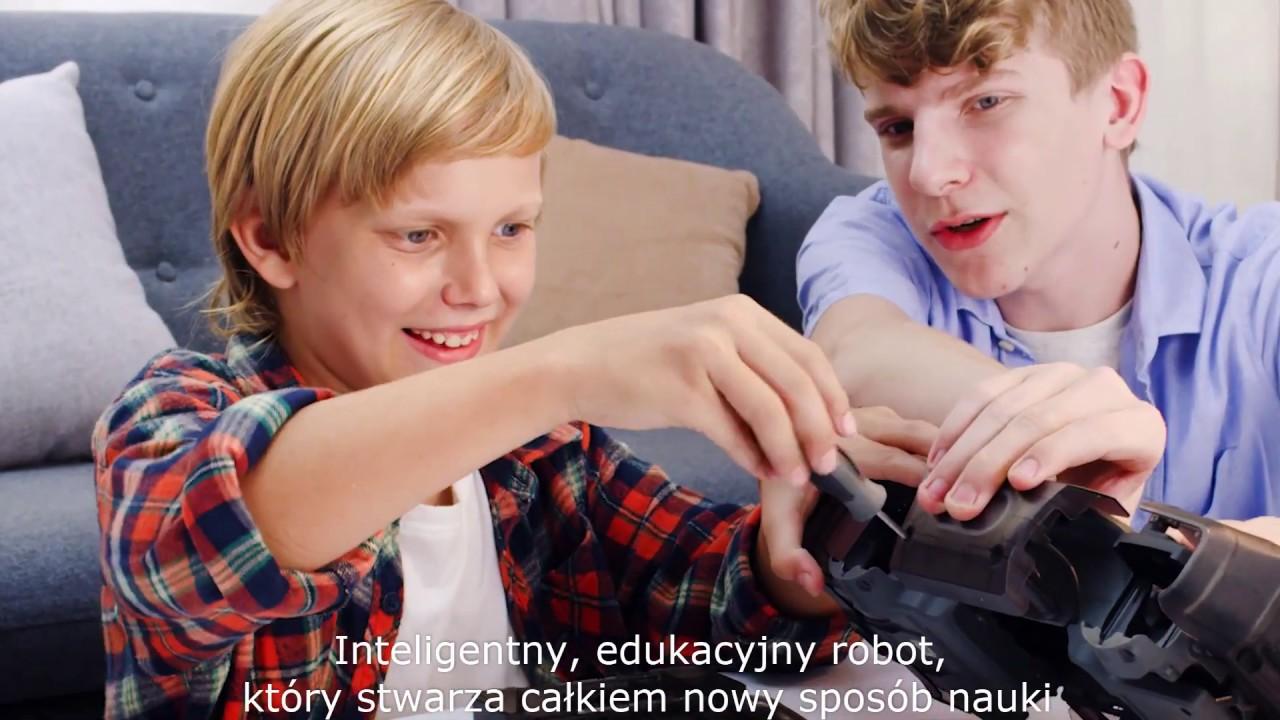 DJI RoboMaster S1 - edukacyjny robot (PL) DJI ARS