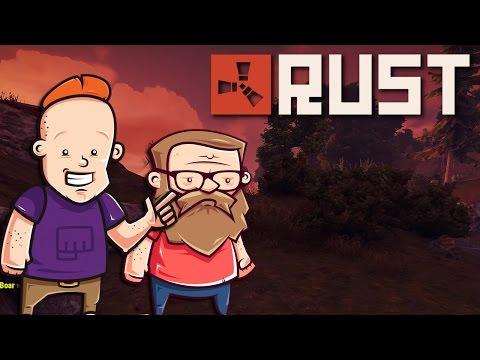 RUST (03) Budujemy Dom